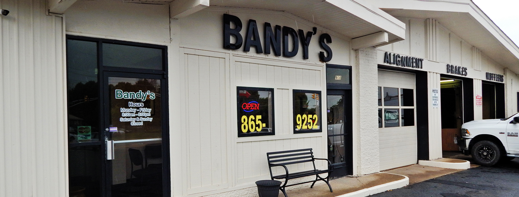 Bandy's Greenwood